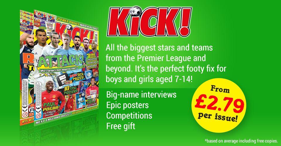 Kick subscription